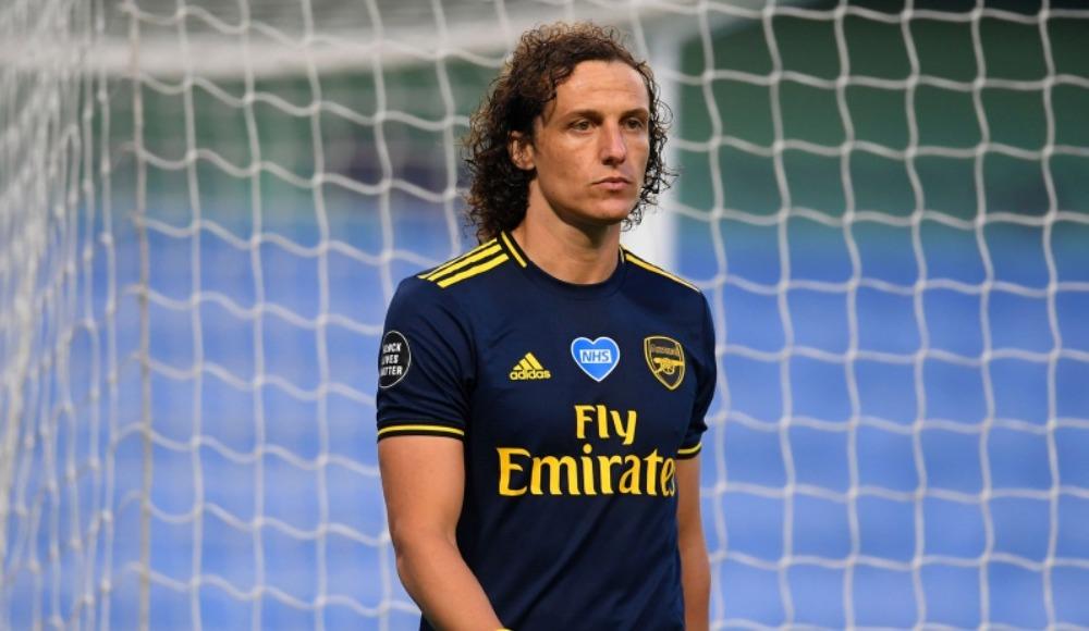 David Luiz'e yeni sözleşme
