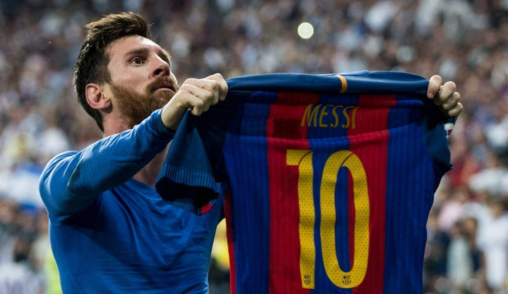 Messi ve Barcelona'nın yazgısını birleştiren peçete