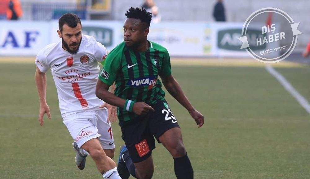 Sırp ekibi Ogenyi Onazi'yi transfer etmek istiyor