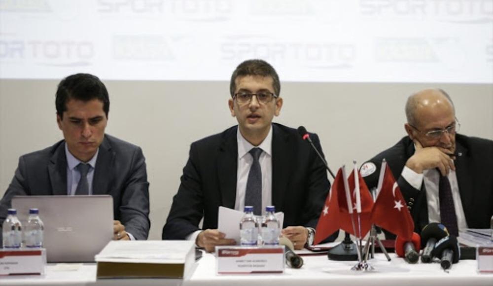 PFDK Başkanvekili Acaroğlu'na yeni görev