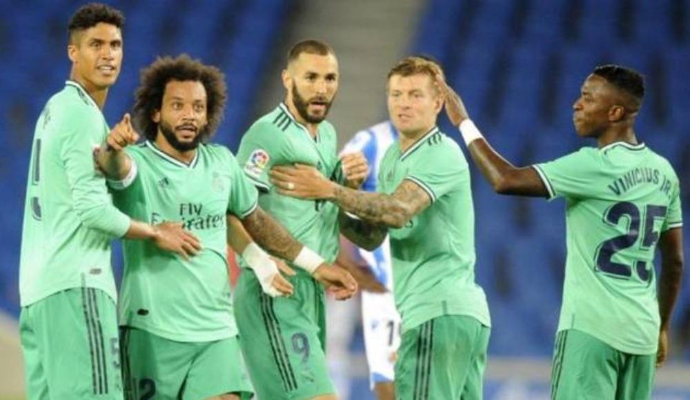 Real Madrid - Mallorca (Canlı Skor)