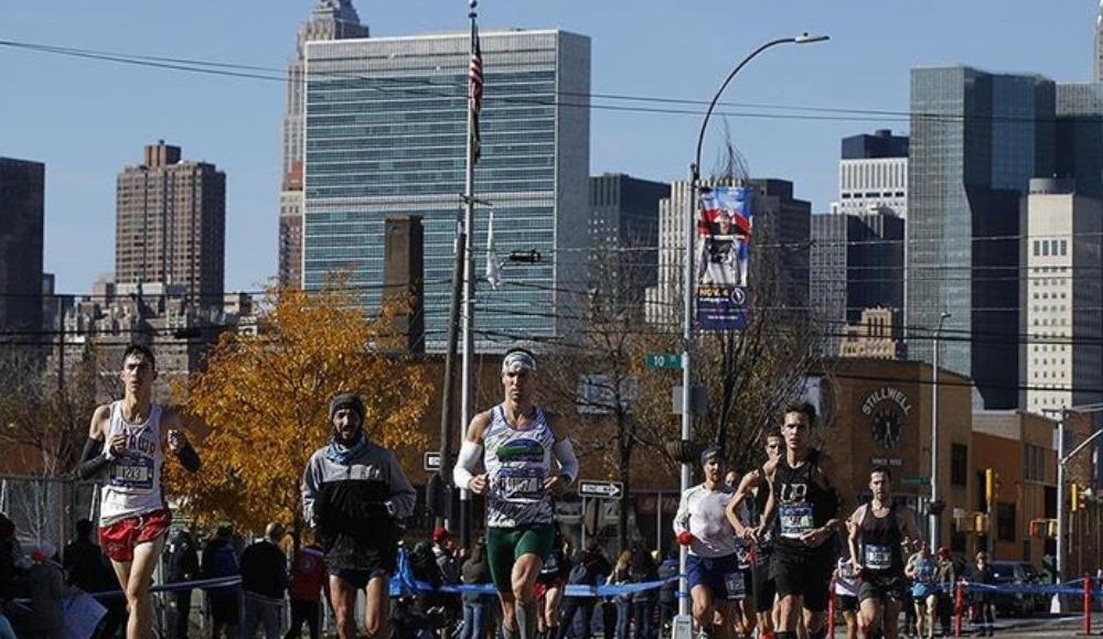 New York Maratonu Kovid-19 salgını nedeniyle iptal edildi