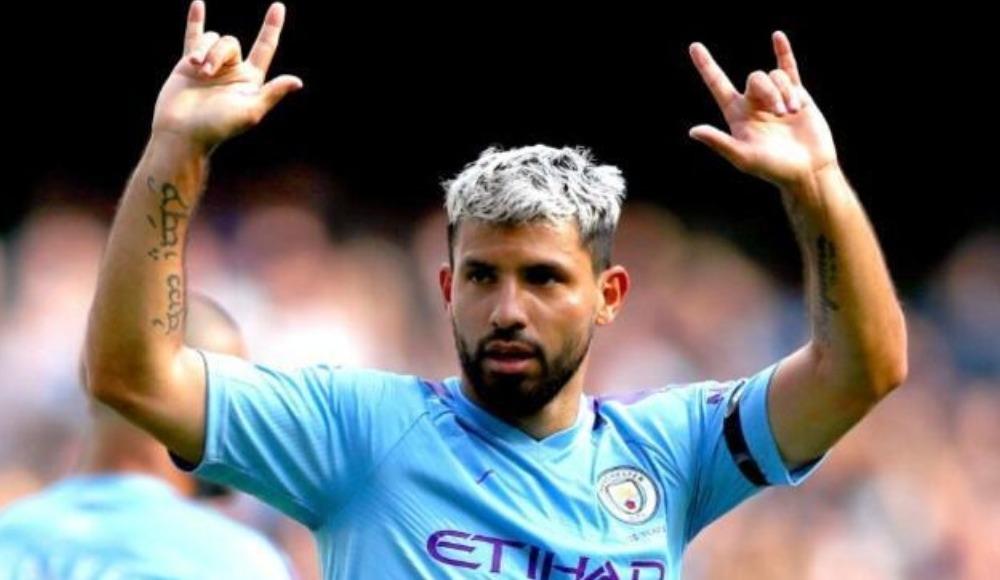 Manchester Cityli Agüero dizinden ameliyat oldu
