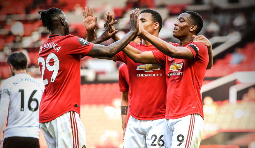 Martial yıldızlaştı, Manchester United rahat kazandı