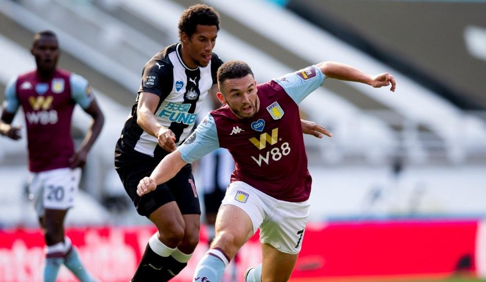 Newcastle United - Aston Villa maçında kazanan çıkmadı!