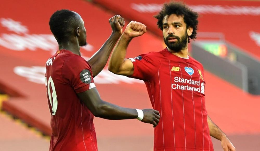 Salah şampiyonluk için gün sayıyor