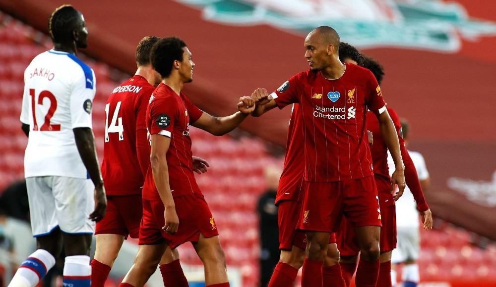 Liverpool şov yaptı, geri sayıma başladı