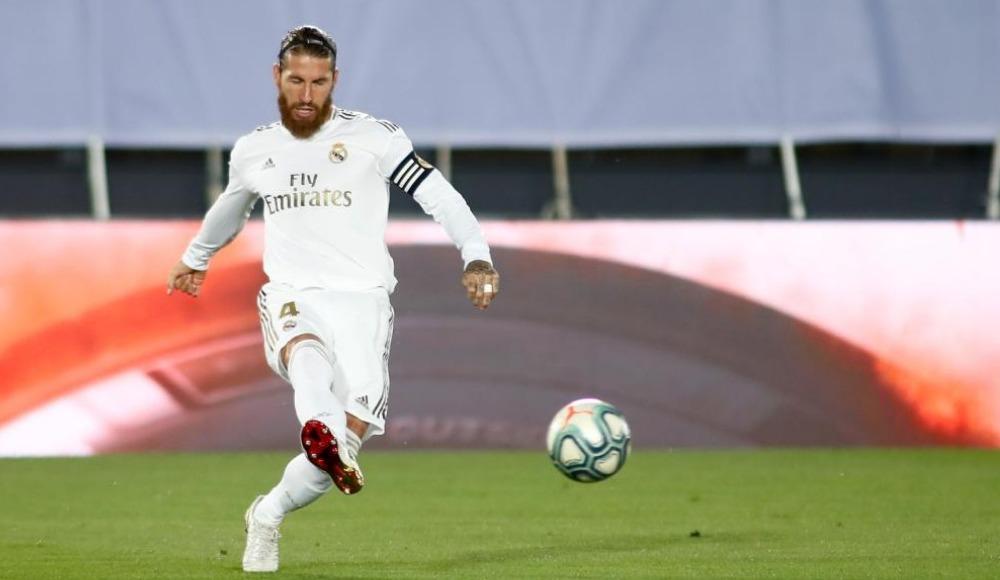 Real Madrid seriye bağladı