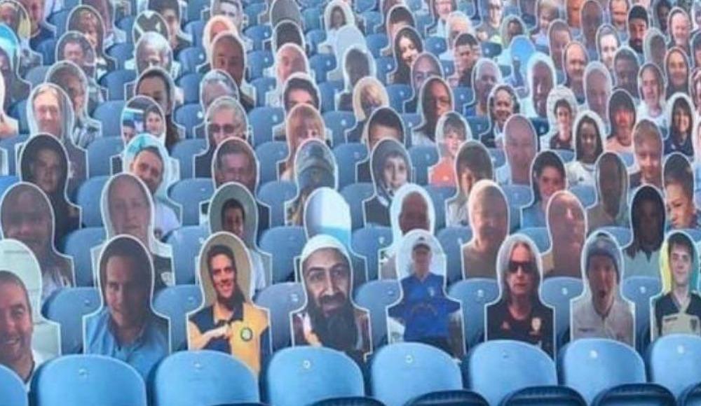 İngiltere bunu konuşuyor! Bin Ladin'in fotoğrafı...