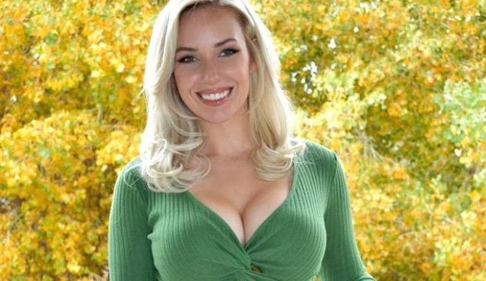 Güzel golfçü Paige Spiranac'tan cesur sözler: Sahada iç çamaşırı giymiyorum