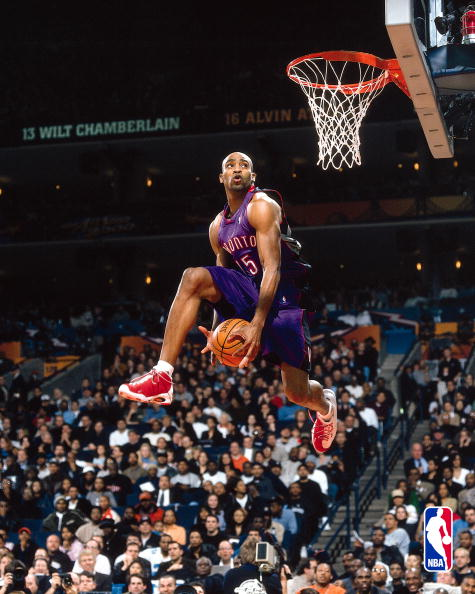 Vince Carter'ın NBA kariyeri