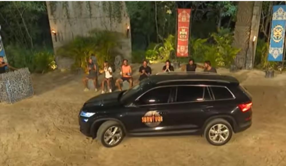 Survivor araba ödülünü kim kazandı?