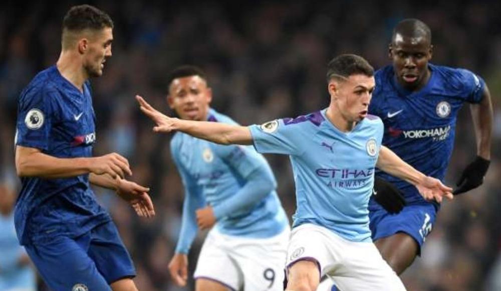 Chelsea - Manchester City (Canlı Skor)