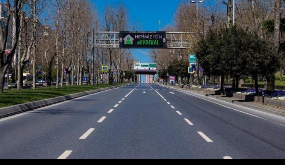 Hafta sonu sokağa çıkma yasağı var mı? İçişleri Bakanlığı sokağa çıkma yasağı genelgesi