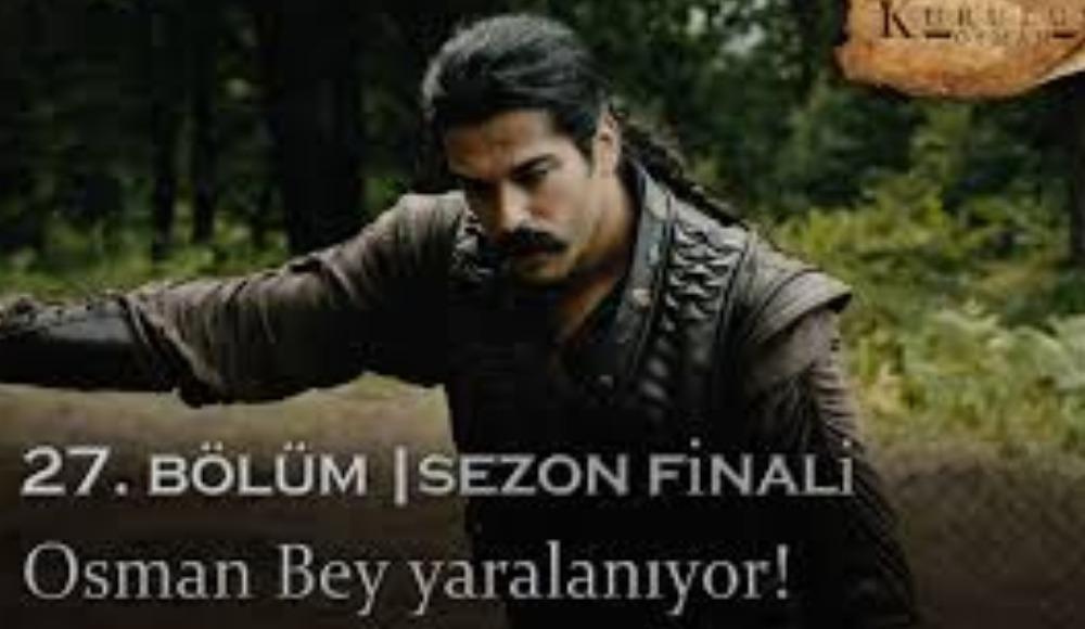 Kuruluş Osman Sezon Finali izle