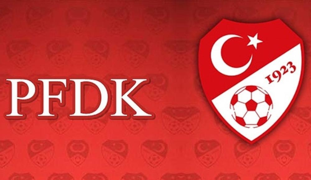PFDK kararları açıklandı! Galatasaray'a para cezası