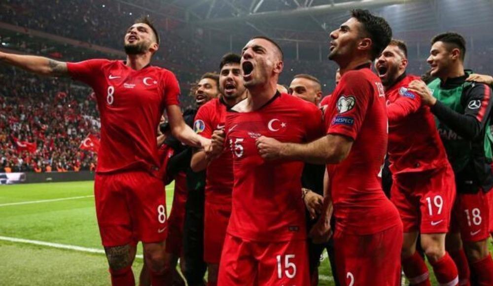 A Milli Takım'ın UEFA Uluslar Ligi fikstürü belli oldu!
