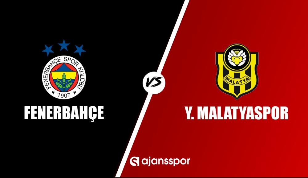 Fenerbahçe - Yeni Malatya (Canlı Skor)