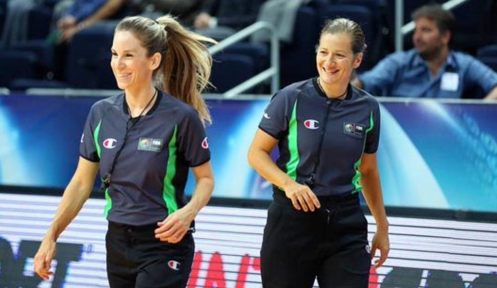 FIBA'dan atılım! Kadın hakem sayısı artacak...