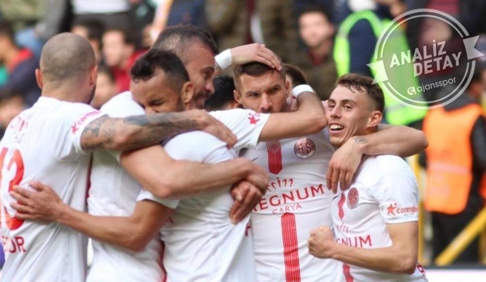 Antalyaspor 1000'inci puanı için sahaya çıkacak