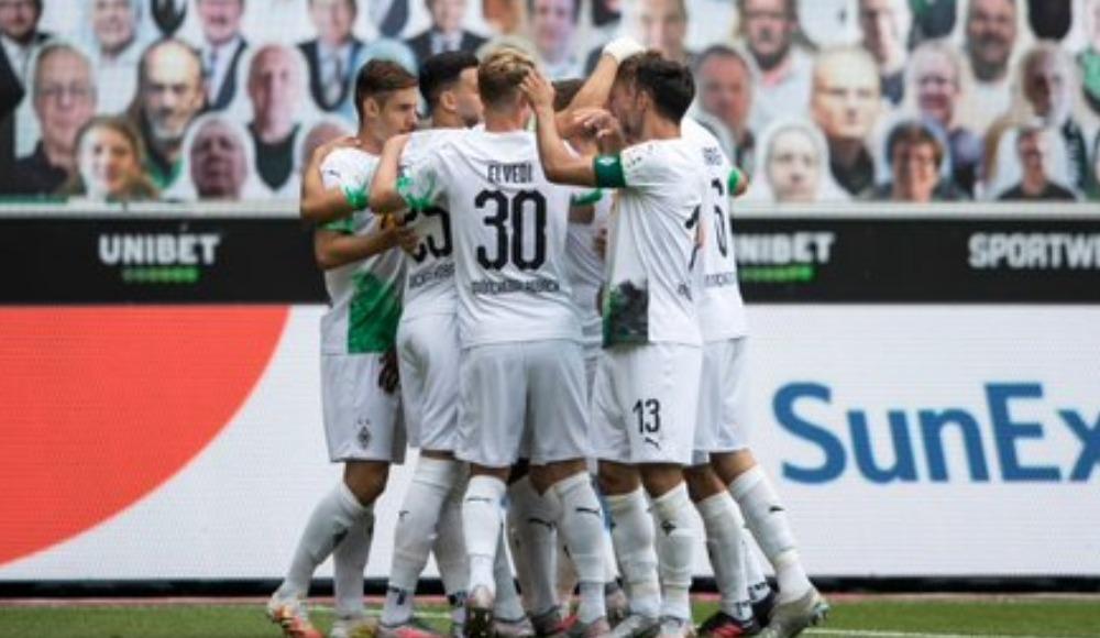 Mönchengladbach doğrudan Şampiyonlar Ligi'nde
