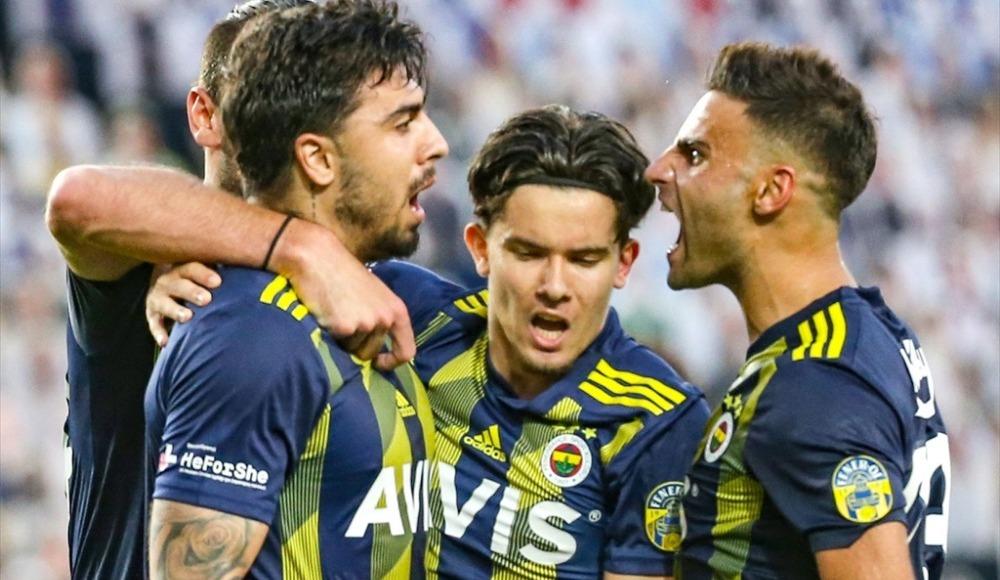 Fenerbahçe 3. sırada yer alıyor