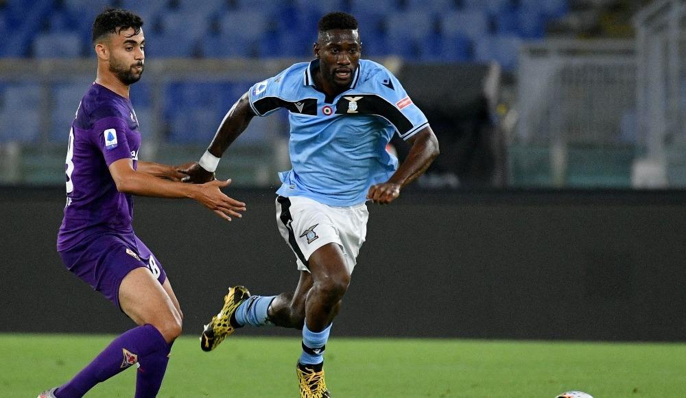 Lazio ikinci yarı açıldı