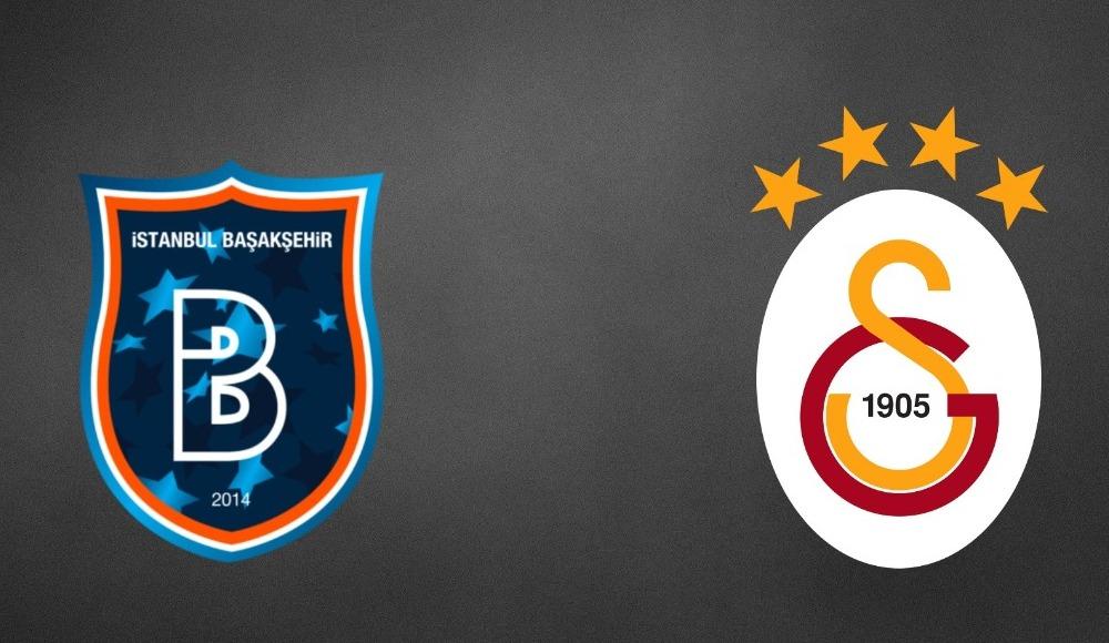 Başakşehir - Galatasaray | Canlı izle