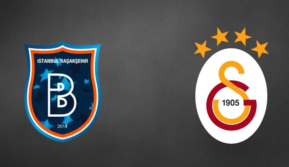 Canlı maç izle: Başakşehir - Galatasaray