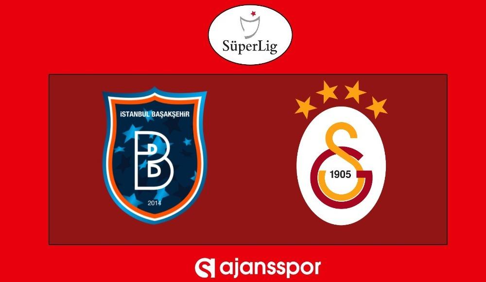 Başakşehir - Galatasaray şifresiz maç izle!