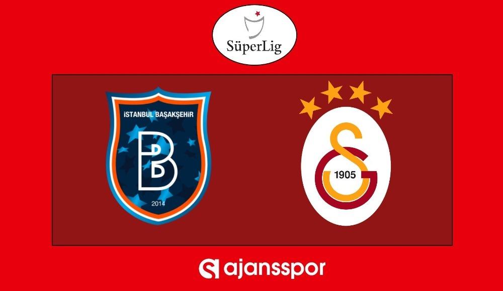 Başakşehir - Galatasaray  kesintisiz bedava izle!