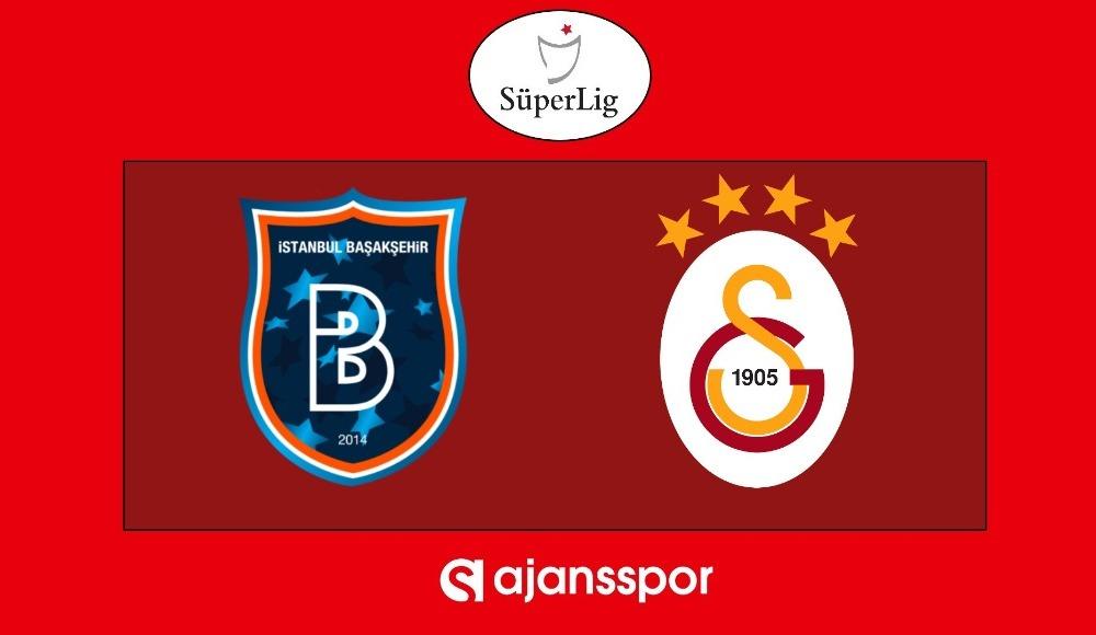 Başakşehir - Galatasaray izle | Canlı maç yayını