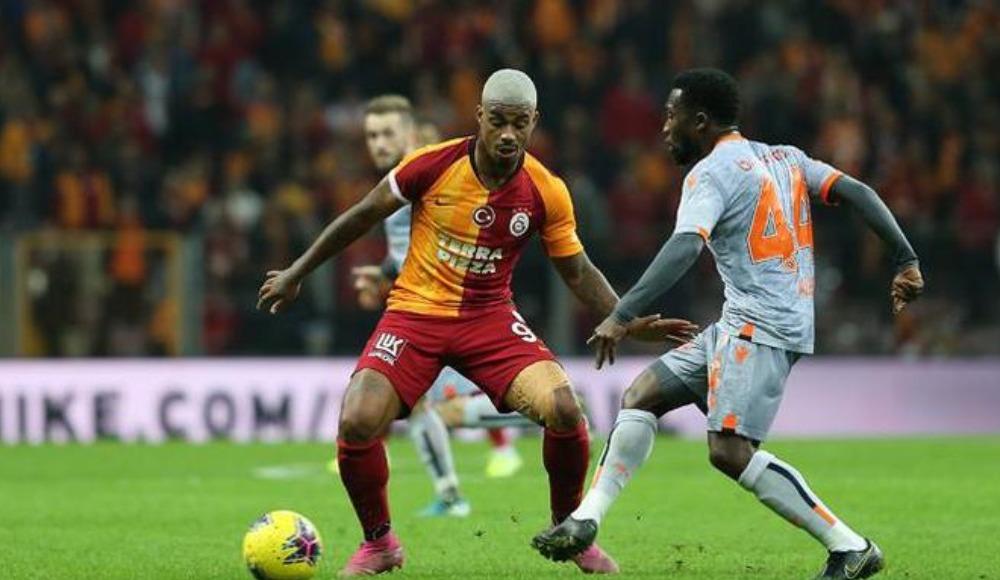 Canlı: Başakşehir Galatasaray maçı