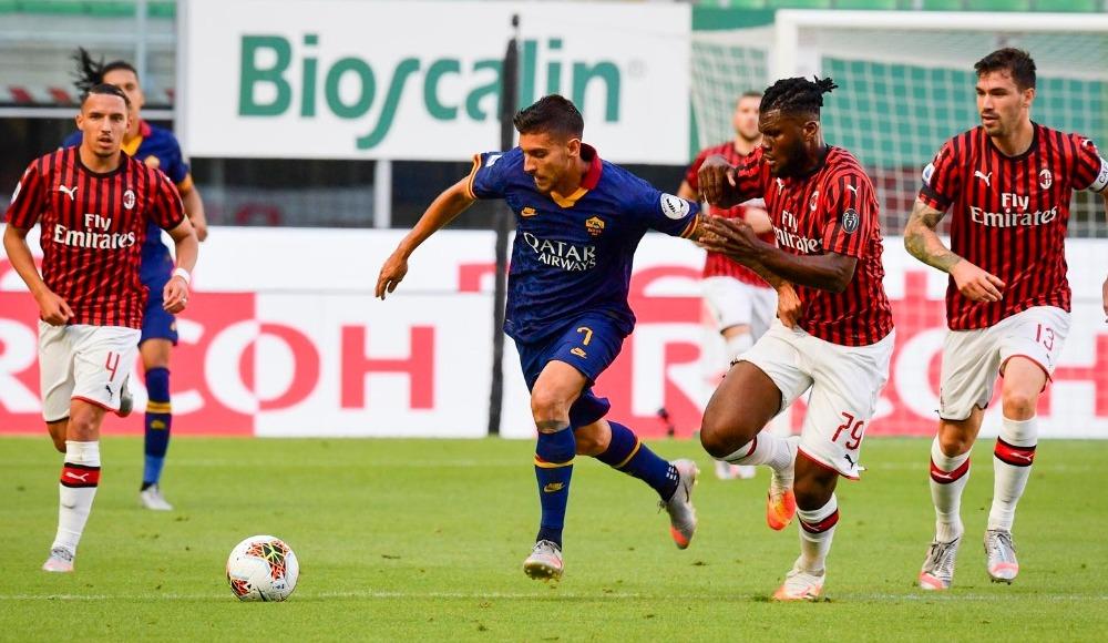 Çalhanoğlu attı, Milan kazandı!