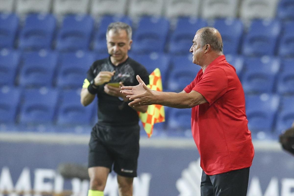 Falcao ve Lemina Trabzonspor maçında oynayabilecek mi?