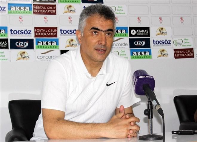 """Mehmet Altıparmak: """"Puan farkını koruduk"""""""