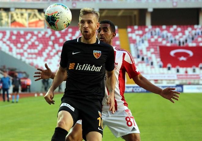 Sivasspor 434 gün sonra sahasında yenildi