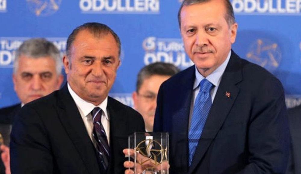 """""""Terim, Milli Takım'dan Cumhurbaşkanı tarafından gönderildiğini sanıyor"""""""