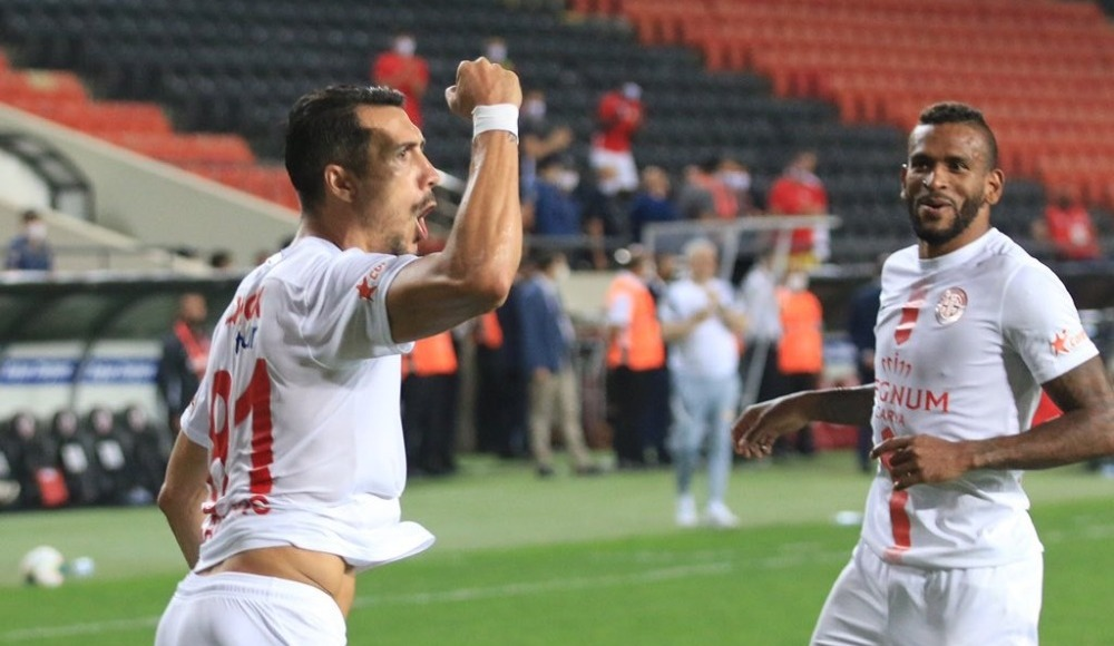 Antalyaspor'dan 1000 puanlı rekor!