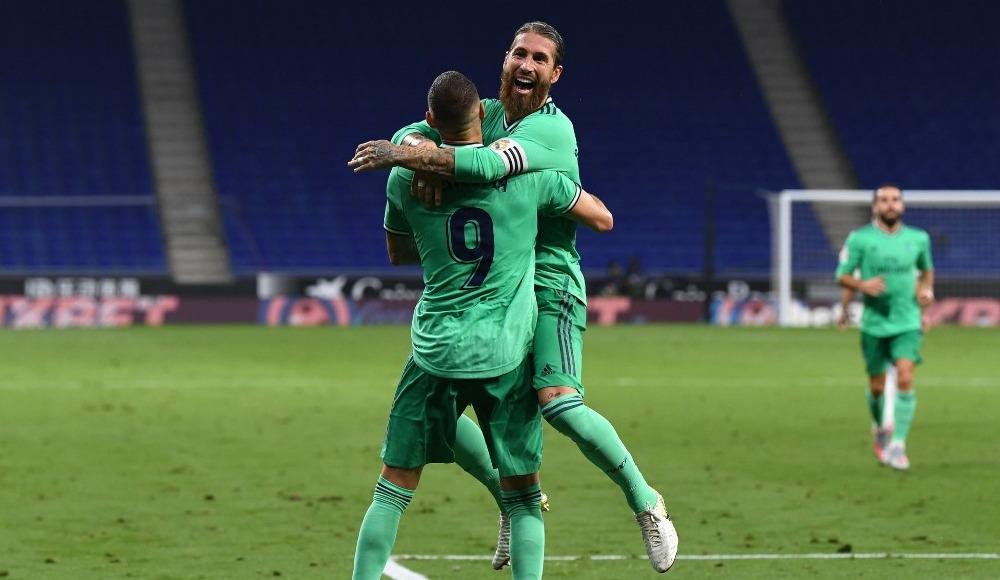 Real Madrid - Getafe (Canlı Skor)
