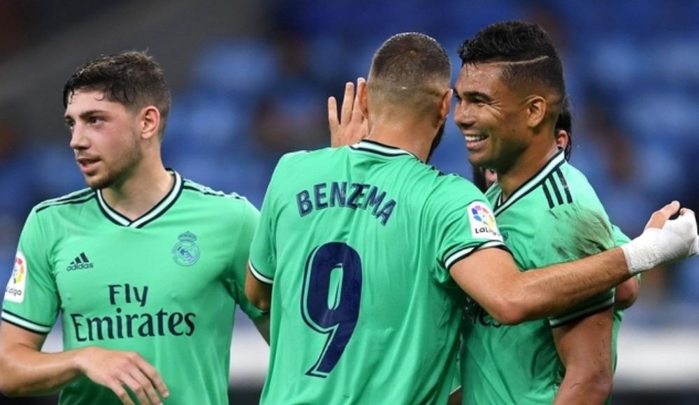 Benzema Guti'yi hatırlattı, Real Madrid yine kazandı