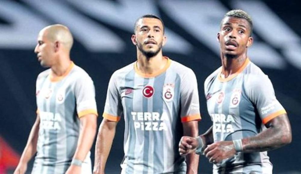 Galatasaray'da Belhanda'ya büyük öfke!