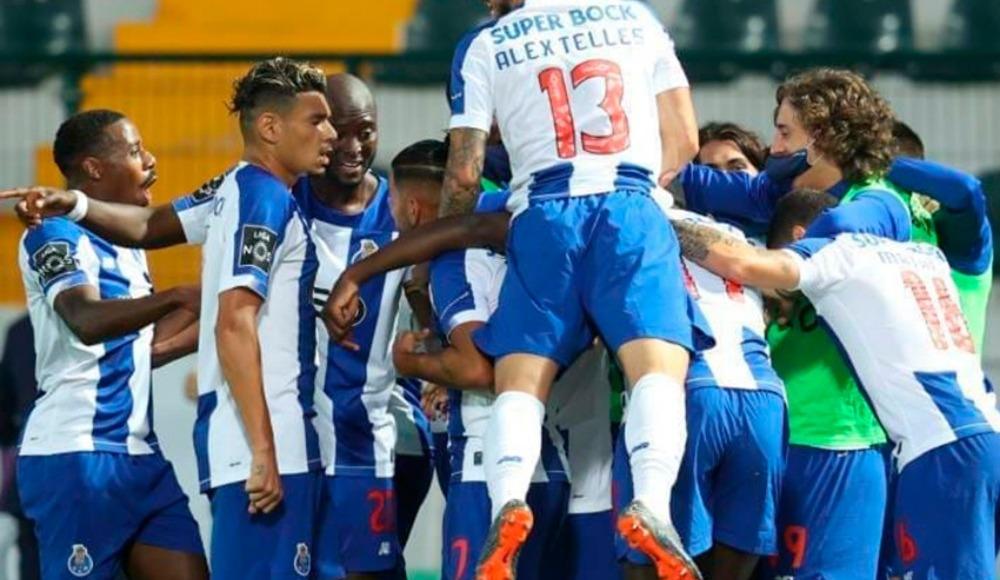 Porto ikramı geri çevirmedi, farkı 6'ya yükseltti