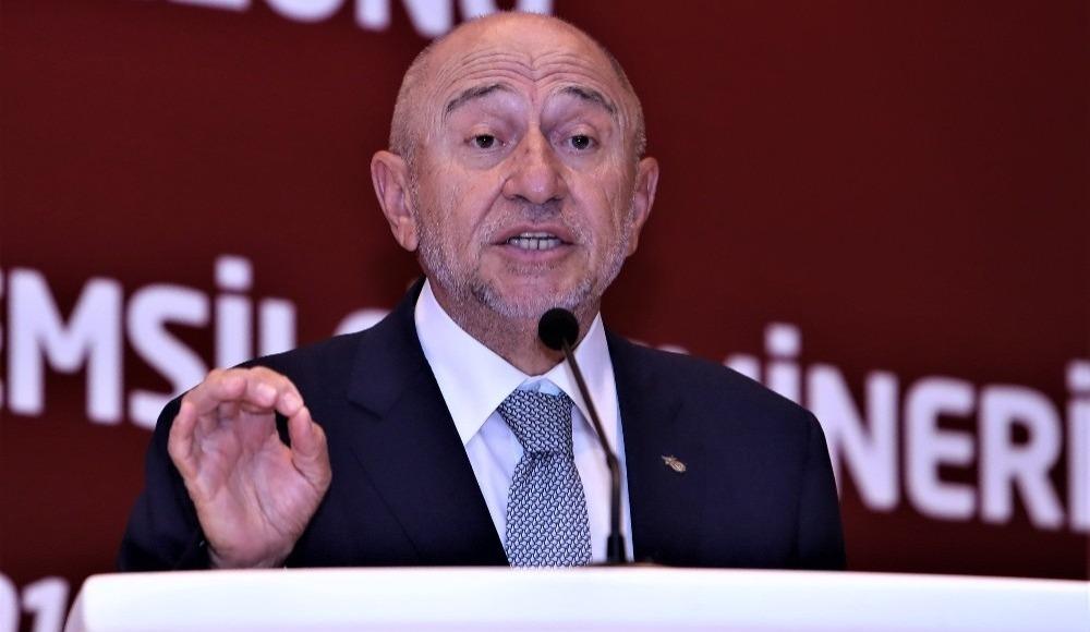 Nihat Özdemir'den 'hakem hatası' tartışmalarına ilişkin açıklama