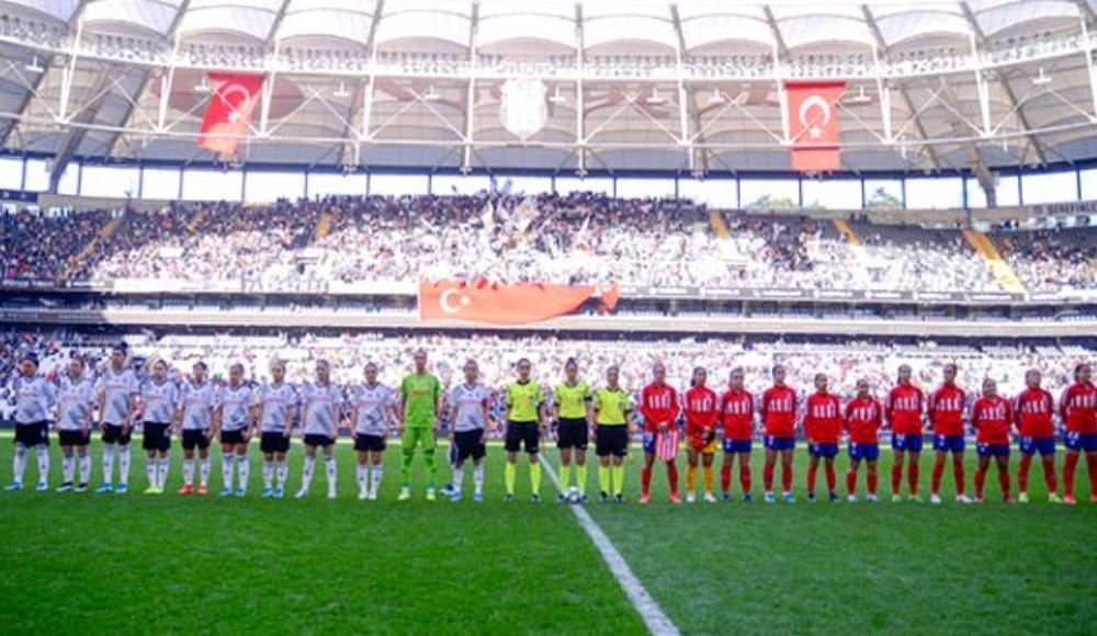 Beşiktaş'ın Şampiyonlar Ligi talebine ret!