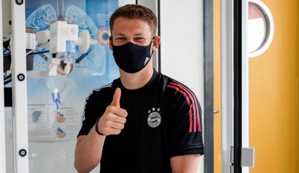 Bayern Münih, kaleci Alexander Nübel ile 5 yıllık sözleşme imzaladı