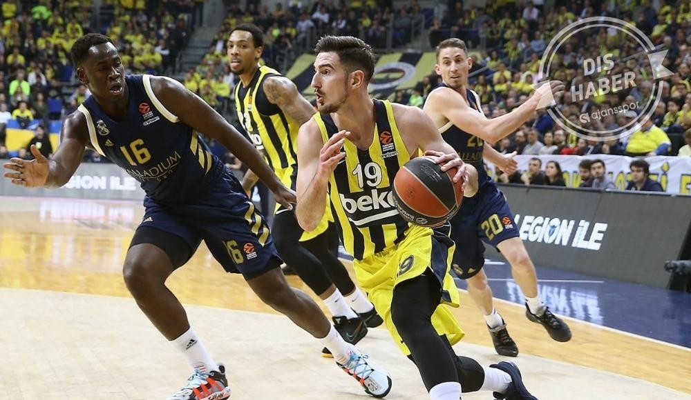 Nando De Colo'dan Fenerbahçe ve Jasikevicius açıklaması