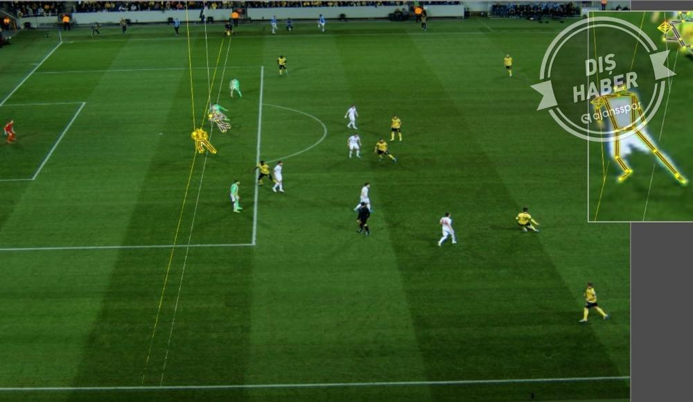 FIFA'dan ofsayt teknolojisi hamlesi
