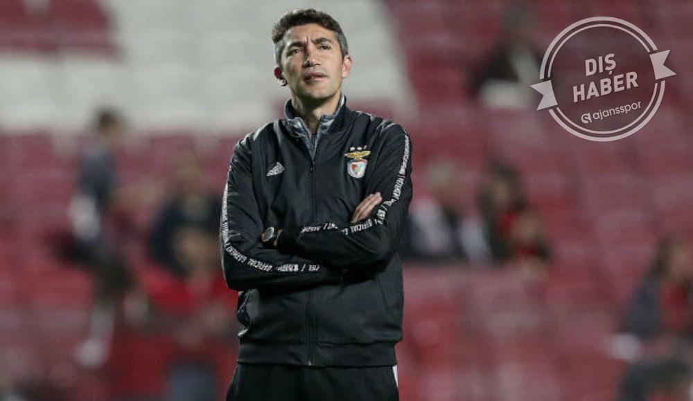 Benfica, Bruno Lage ile yollarını ayırdı