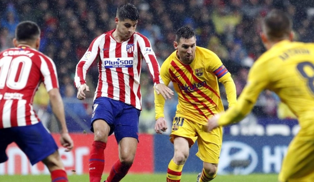 Barcelona - Atletico Madrid (Canlı Skor)